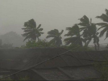 Central team begins inspection of damage by Cyclone Gaja in Tamil Nadus Nagapattinam district