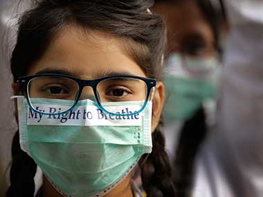 80 of Indians polled in 17 cities believe air pollution affects quality of life but lack of awareness is rampant finds new study