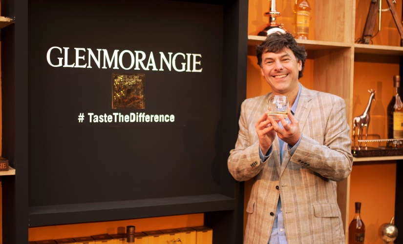 Glenmorangies Spios Bill Lumsden on whiskey makers limitededition series this year