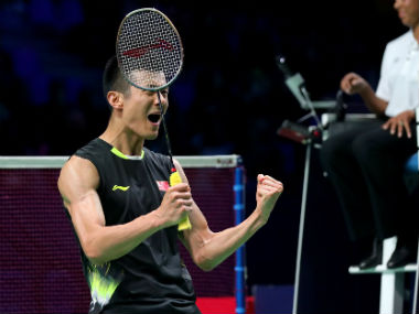 French Open 2018 Chen Long Akane Yamaguchi upset fancied stars young Chinese upstarts win mens doubles crown with elan