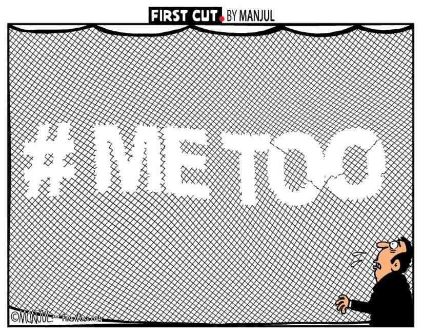 Is Indias MeToo moment here Women are angry and they are naming and shaming their abusers