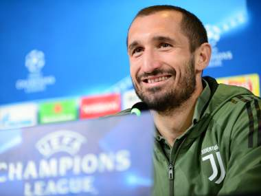 Juventus Giorgio Chiellini says players need to think about life after football from start of career