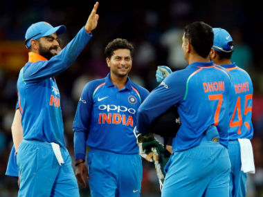The second-ranked Indian team enter the five-match ODI series against Windies as runaway favourites. Reuters