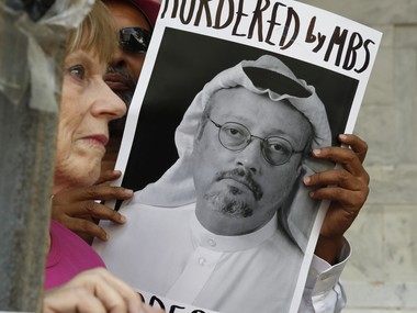 Jamal Khashoggi body double footage surfaces on US news television Turkey vows to reveal details of killing in all its nakedness