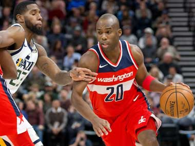 NBA Milwaukee Bucks acquire Jodie Meeks from Washington Wizards despite veterans 25game suspension