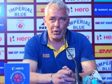 ISL 201819 Mumbai City FC boss Jorge Costa believes his side gave a good measure of character in Delhi Dynamos win