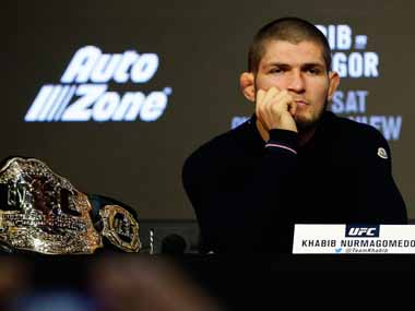 Khabib Nurmagomedov Conor McGregor receive extended suspensions pending full investigation of UFC 229 brawl