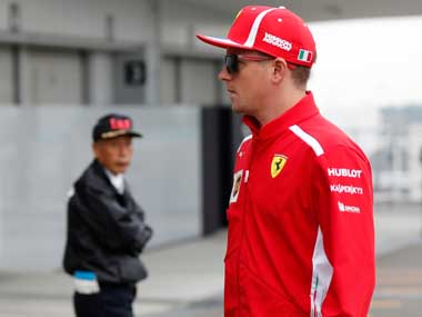 United States Grand Prix Ferraris Kimi Raikkonen happy to prove some people wrong by winning the race