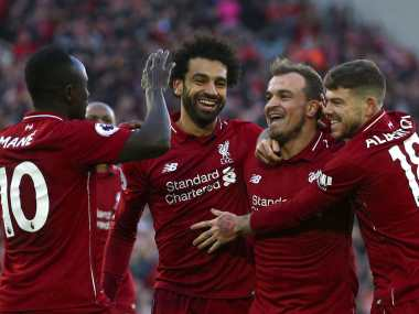 Premier League Liverpool cruise past struggling Cardiff Bournemouth Watford continue fine starts to the season