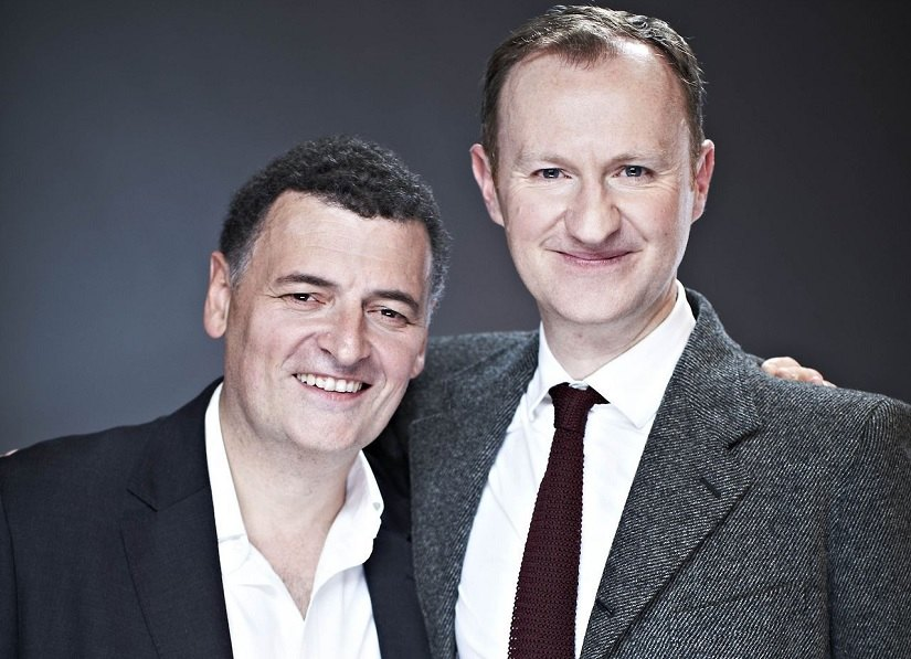 Dracula miniseries ordered by Netflix BBC One from Sherlock creators Mark Gatiss Steven Moffat