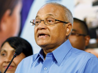 India helped restore of democracy in Maldives says countrys expresident Maumoon Abdul Gayoom