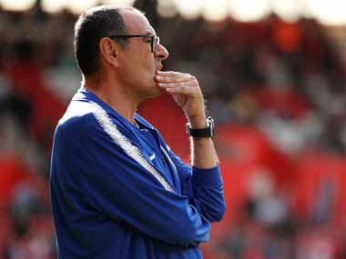 Premier League I am a dreamer says Chelsea manager Maurizio Sarri amidst criticism for misfiring tactics