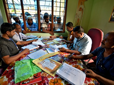 Assam government to provide free legal aid to those excluded from final list of NRC to be published on 31 August