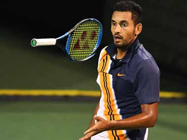 Nick Kyrgios insists hell be on his best behaviour for next six months in probationary period