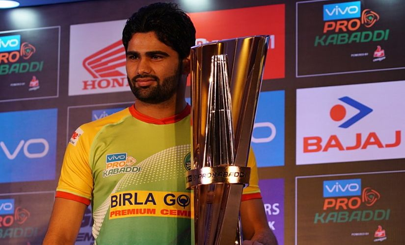 Pro Kabaddi League 2018 Patna Pirates bid for fourth straight title hinges on finding able ally for Pardeep Narwal