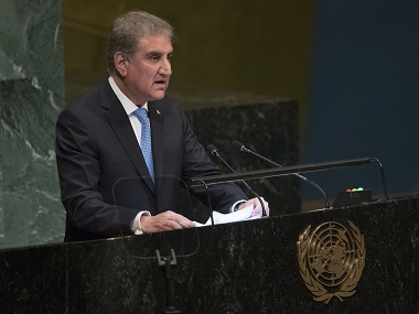 India failed to isolate Pakistan diplomatically thats a win for us says Shah Mahmood Qureshi