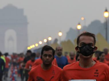 SAFAR advises DelhiNCR residents to wear masks outdoors reports predict very poor air quality for next two days