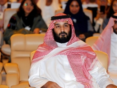 Saudi Arabian crown prince scheduled to visit Pakistan today to seek contracts and allies on Asia tour