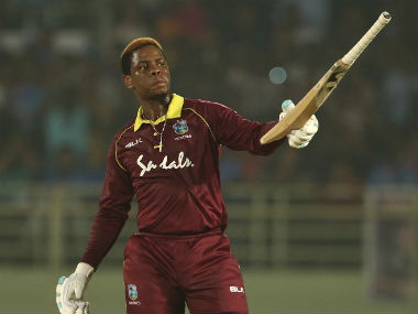 Shimron Hetmyer scored a lively 106 in the 1st ODI, and followed it up with a counter-attacking 94. AP