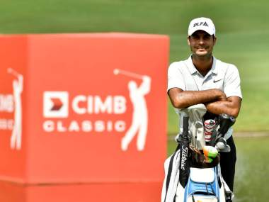 CIMB Classic Shubhankar Sharma says one good round can help him get his confidence back ahead of Kuala Lumpur event