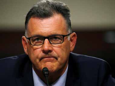 Former USA Gymnastics president Steve Penny arrested in connection with Larry Nassar scandal