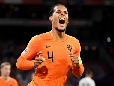 Euro 2020 qualifiers Netherlands captain Virgil van Dijk withdraws from Estonia match for personal reasons