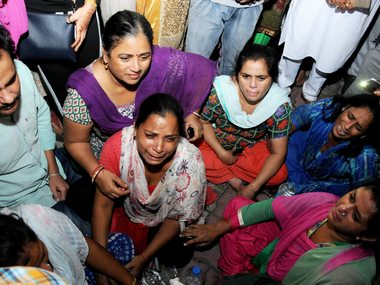 Amritsar train tragedy How poor crowd management official apathy and overcrowding led to Dussehra disaster