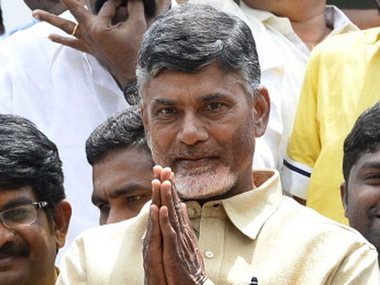 Chandrababu Naidu declares family assets threeyearold grandson richer than him with Rs 1871 cr to his name