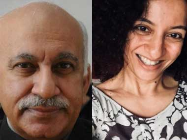 MeToo India Priya Ramani to appear in Delhi court today in defamation case filed by MJ Akbar