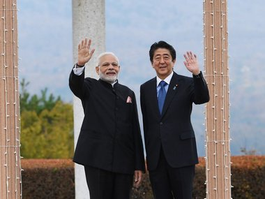 IndiaJapan sign currency swap agreement Weak rupee against a rising dollar depleating forex reserve led to 75 bn deal