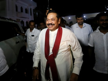 Sri Lankan prime minister Mahinda Rajapaksa to reach India tomorrow for 4day visit trade defence maritime talks on cards