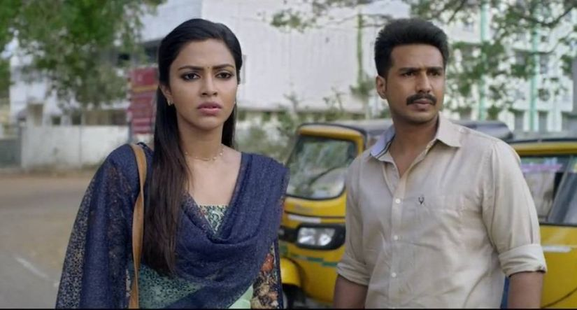 Ratsasan movie review Vishnu Vishals cop act is superlative but this thriller couldve done with some trimming