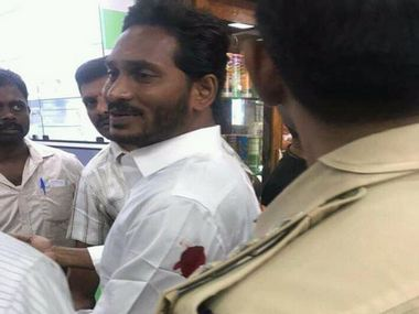 Attempted murder attack on Jagan Mohan Reddy triggers fear of revival of political violence in Andhra Pradesh