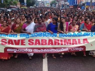 Sabarimala temple row Indias liberalisation in 90s brought globalisation unavoidable economics and politics of religiosity