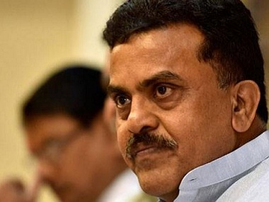 Congress Sanjay Nirupam accuses Milind Deora of hankering for nationallevel post terms his resignation ladder for political growth