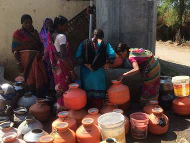 Dont know how well manage Facing drought villagers in Maharashtras Marathwada left scrounging for water