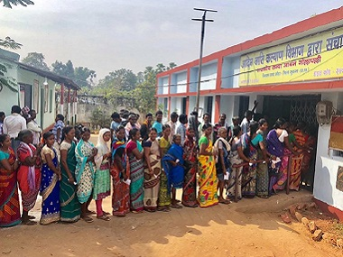 Chhattisgarh polls EC rejects claims of inconsistent voting percentage but widely differing figures cause concern require inquiry