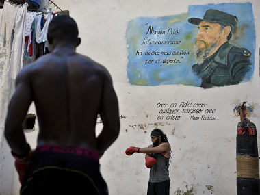 Boxing superpower Cuba worried about sports Olympic future with IOC unhappy with AIBAs functioning
