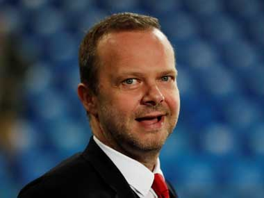 Manchester United chief executive Ed Woodward says clubs will not spend hundreds of millions in transfers when football resumes