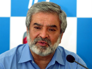 File image of Pakistan Cricket Board chief Ehsan Mani. Reuters