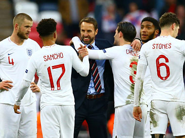 UEFA Nations League England manager Gareth Southgate calls on his victorious young side to build on a memorable 2018