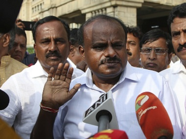 HD Kumaraswamy plans to stop media interactions claims he wont address press after his comments were misinterpreted