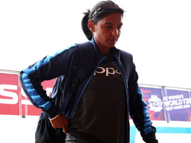 Harmanpreet Kaur added that she was proud of the way her team shaped up against three-time champions Australia. ICC
