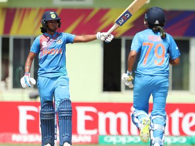 Harmanpreet Kaur will be looking to lead from the front again and make it 2 wins in 2 for India. ICC