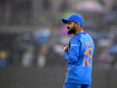 Intermittent rain washed out the second T20I between Australia and India at the Melbourne Cricket Ground. AP