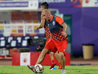 ISL 201819 Pune City FC vs Jamshedpur FC Highlights Late Matthew Mills goal gives Pradyum Reddys side their first win