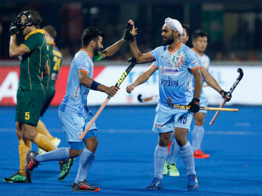 Hockey World Cup 2018 Drag flick woes defensive fumbles mark Indias scrappy opening win over South Africa