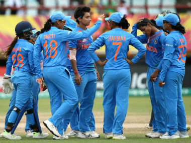 India had earlier defeated Ireland by 52 runs to seal their berth in the Women's World T20 2018 semis. Image credit: Twitter/@WorldT20