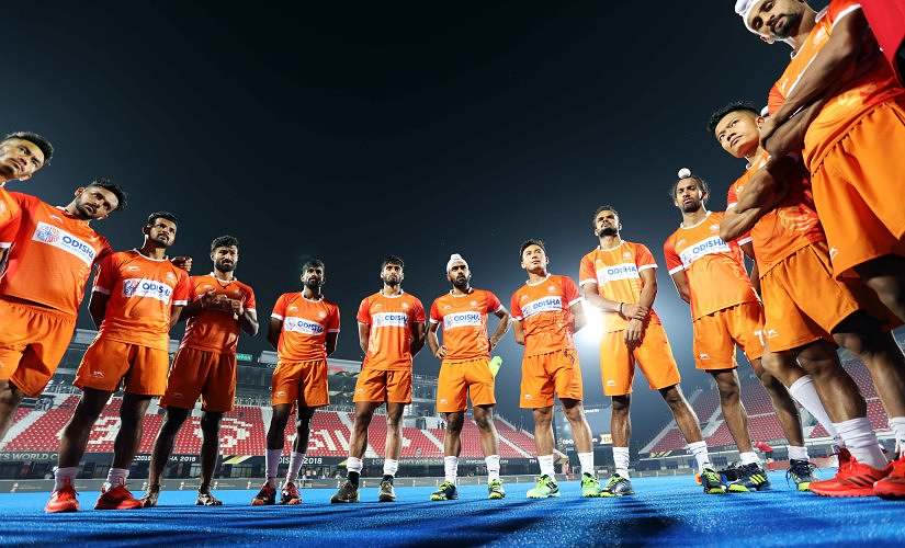 Hockey World Cup 2018 Profiling Indias 18man squad for showpiece event in Bhubaneswar