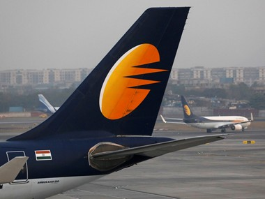 Jet Airways shares rise 266 amid reports of board meet to discuss fundraising measures